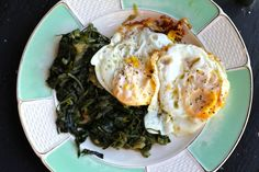 Sauteed Wild Greens 'n' Onions Recipe, & GALLON Virgin Coconut Oil Giveaway!