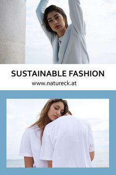 FAIR & SUSTAINABLE CLOTHES Sustainable Clothes, Sustainable Fashion, Sustainability, Vegan Shoes, Nature, Sustainable Clothing, Sustainable Development