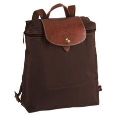 Lonchamps backpack- Le Pliage