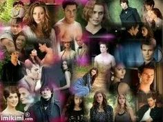 Twilight vampire diaries