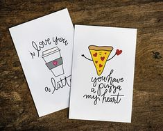 You have a pizza my heart instant digital download. Pizza card. Food puns. Food card. Pizza lover.