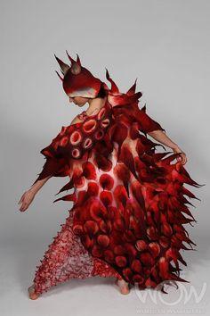 SKIN, Marjolein Dallinga, Canada. Geni Creative Excellence, 2011 Brancott Estate WOW Awards Show