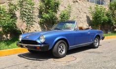 Still reasonably priced if you can find a good one, #Fiat Spider