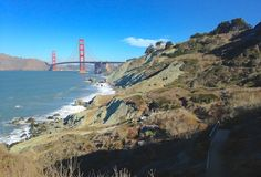 Got a date? The Batteries to Bluff trail was named one of San Francisco's best date hikes!