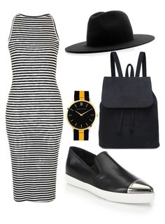 Sem título #5 by tokmystic on Polyvore featuring polyvore, fashion, style, Topshop, Miu Miu, Larsson & Jennings, Études and clothing
