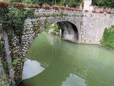 Pont d'Avignon à Saint-Claude Guide du tourisme dans le Jura Franche-Comté