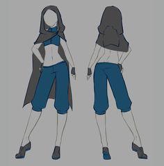 Alguien me explica, ¿por qué de frente es largo, pero de espaldas es corto?