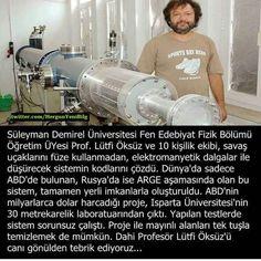 Dahi Profesör Lütfi ÖKSÜZ