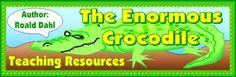 The Enormous Crocodile Lesson Plans Page