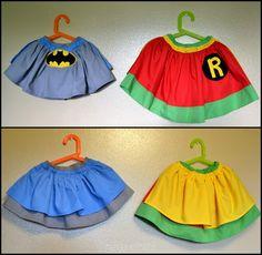 sew: The Super Skirt! Tutorial || Sew Chibi