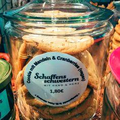 Cranberry-Mandel-Cookies (3er-Pack)