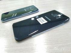 """Novas imagens revelam Samsung Galaxy S7 em tons de """"Glossy Black"""""""