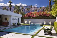 palm springs style interiors/images | Designing Liberace: Lights! Camera! Party! | voices.mydesert.com