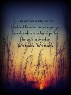 You're Beautiful - Phil Wickham