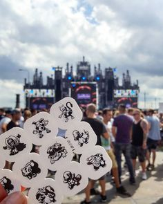 #craftfestival #craft2016 #tokens #dutchband