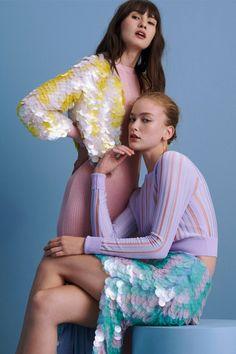 Diane von Furstenberg  #VogueRussia #resort #springsummer2019 #DianevonFurstenberg #VogueCollections