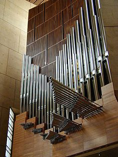 Cathedral of Our Lady of the Angels - Los Angeles - California -Dobson Pipe Organ Builders, Ltd. - Op. 75