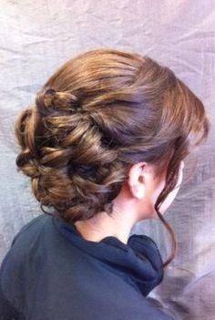 Hair Updo Tutorial - Renewed Style