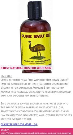 Mommies have said that this works so well on bruises,cuts/scrapes,rashes,etc Homemade Body Care, Homemade Beauty Products, Best Remedy For Sunburn, Emu Oil, Natural Oils, Natural Beauty, Hair Essentials, Beauty Care, Beauty Tips