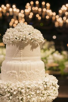 Decoração de casamento: jardim de hortênsias