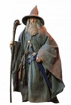 LORD OF THE RINGS GANDALF THE GREY