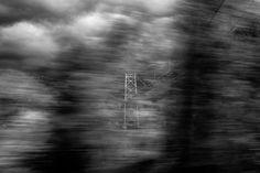 Bear Mt Bridge #photography #bwphotography #traintravel #hudsonriver