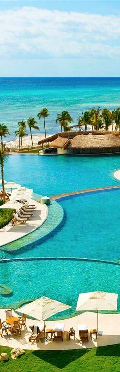 Grand Velas Riviera Maya...Mexico #beautiful #lovely #mostromanticplaces…