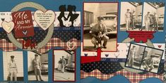 Kiwi, Daddy, Scrapbook, Ideas, Scrapbooking, Thoughts, Fathers, Guest Books, Scrapbooks