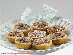 Bird's Nests Cookies - Basket Cookies