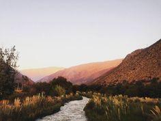 """""""Hermosa vista al atardecer en #Diaguitas, localidad ubicada en el Valle del Elqui, Región de Coquimbo, #Chile  Totalmente recomendado !  #ValledelElqui…"""""""