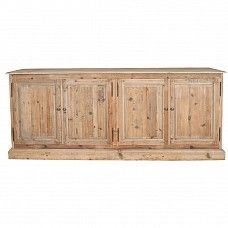 Country farmhouse sideboard reclaimed pine - Trade Secret