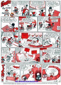 KNOCKOUT Nº 1240 (COMIC STRIP / TIRAS DE JORNAL) 1962_13