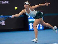 Ruthless Simona Halep Ousts Maria Sharapova From China Open - NDTVSports.com #757Live