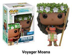 Voyager Moana, Disney's Moana