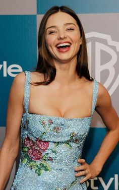 Miranda Kerr rhinestone dress. sooo perfect.