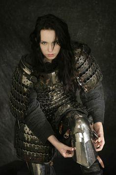 Realism- Women In Armor - #02