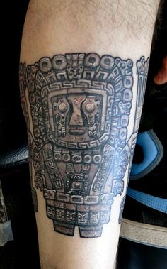 dios wiracocha tatuaje - Buscar con Google