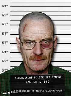 Who Is Walter White? Read the full article at Instant Checkmate's official blog! http://blog.instantcheckmate.com/who-is-walter-white/