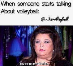 dance moms/ Abby lee miller/ volleyball humor