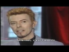 BOWIE INTERVIEW NYC 1997 - YouTube by French journalist Michel Denisot
