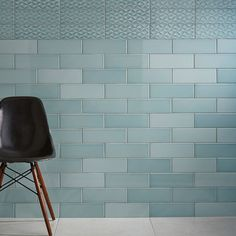 Ritz Tiles - Create a stylish display in your home with the addition of these unique shaded Ritz Tiles. A collection of contemporary brick-shaped tiles, combining a mix of compact 200x100 tiles, elongated 300x100 tiles, and eye-catching decor tiles with a striking diamond-effect design.