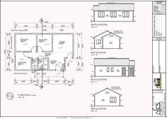 2 Bedroom, lounge, kitchen and bathroom