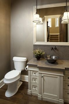 bathroom color palate