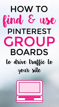 Ready to start harnessing the power of Pinterest? You need to join group boards to truly start driving traffic to your site. Here's how.