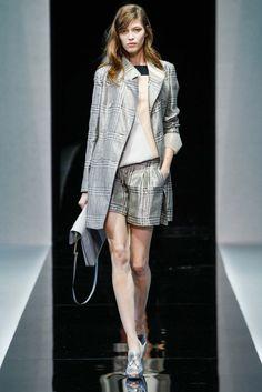Emporio Armani Ready-to-Wear S/S 2013 gallery - Vogue Australia