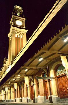 Estação da Luz, São Paulo, Brasil  foto: Andre Stefano