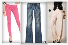 Picking your perfect pants