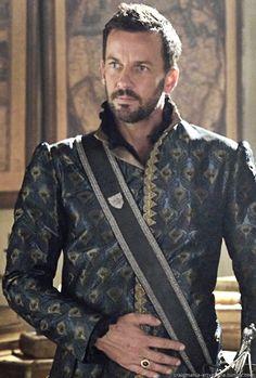 Reign: Craig Parker as Narcisse