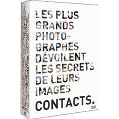 Coffret Contacts 3 DVD - Le Photoreportage / La Photographie Contemporaine / La Photographie Conceptuelle: Amazon.fr