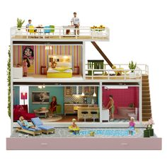 love! stockholm doll house by lundby